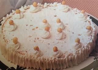 Mis Recetas de cocina y trucos: Tarta blanca