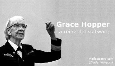 Grace Hopper – Maria en la red