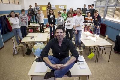El mejor profesor de España