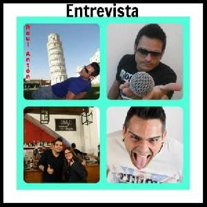 Entrevista : Raul Anton Cómico ~ The World of the duky