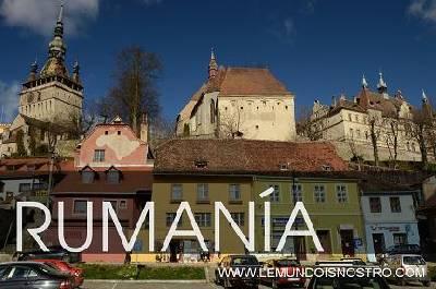 Rumanía, ruta por Transilvania en coche - LE MUNDO IS NOSTRO