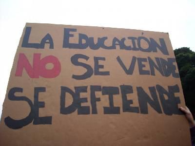 Un análisis de la huelga educativa del 9M - La Réplica