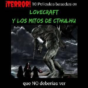 ¡Terror! 10 Películas basadas en Lovecraft y los mitos de Cthulhu que NO deberías ver