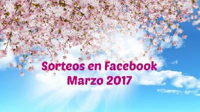 23 Sorteos más para participar este mes de Marzo 2017 - Thinkeando