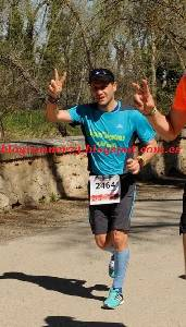 A mis cuarenta y...: VI Medio Maratón de Aranjuez