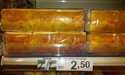 Denuncia: Los Supermercados Simply Venden Sobaos Pasiegos Como Vascos