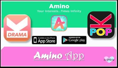 SofMlbw: App Amino: Kdramas y Kpop