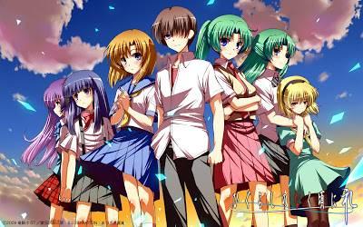 SofMlbw: Mini Reseña Anime: Higurashi no Naku Koro ni - Episodio 1 (SPOILER)