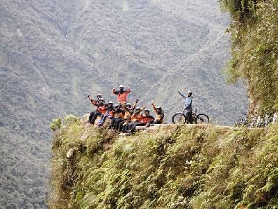 La carretera de la muerte, Bolivia - viajefilos .com