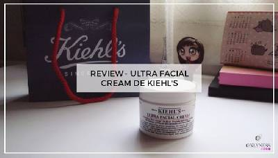 Review - Ultra Facial Cream de Kiehl's - OnlyNess