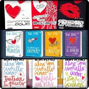 Una chica del montón : Los 10 libros en papel de Blue Jeans