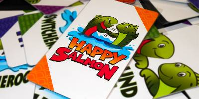 Reseña: Happy Salmon - Misut Meeple