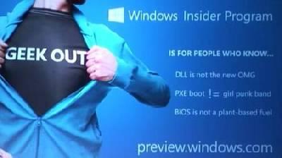 Tomatrending pone su granito de arena en Windows Insider.