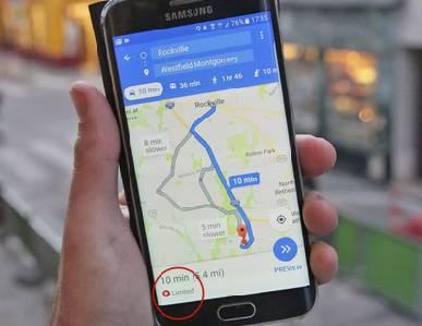Google Maps recordará tu aparcamiento -