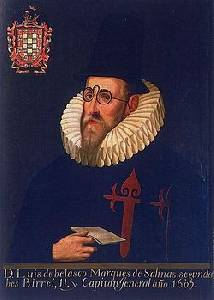 """Don Luis de Velasco y Castilla (1538-1617), """"el virrey de virreyes"""" - Historias de América"""