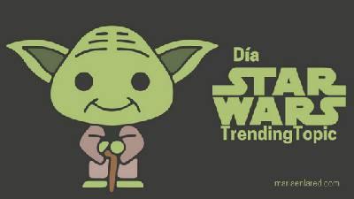 Día Star Wars: ¡vívelo en Twitter! ⋆ Maria en la red
