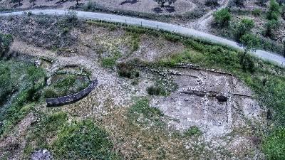 Guarrazar, España - El tesoro de los reyes vigodos - Viajando entre piedras