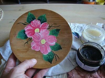 Lowcost por el DIY: Primavera sobre madera