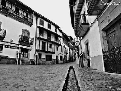 CANDELARIO. Uno de los pueblos más bonitos de España.