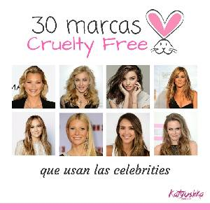 30 marcas cruelty free famosas - Katyushka Makeup