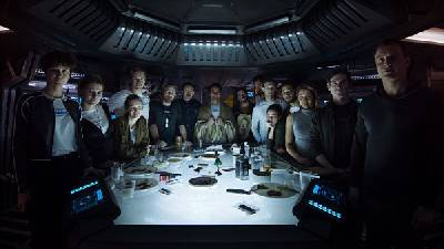 "Crítica de ""Alien: Covenant"""