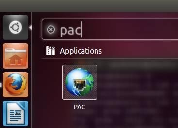 Pac Manager magnífico gestor gráfico para manejar conexiones SSH/Telnet.