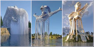 Chad Knight, artista en 3D – Blog de arte y moda / Anallasa
