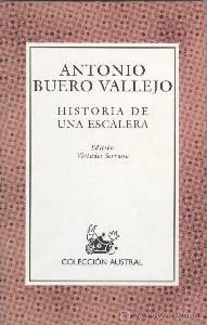 Entre libros y más: Reseña 'Historia de una escalera' - Antonio Buero Vallejo