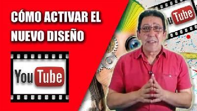 Cómo activar el nuevo diseño de Youtube - eMarketerSocial