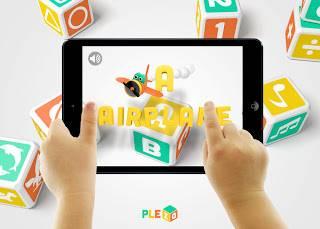 Pleiq: Juguete De Realidad Aumentada Para Niños