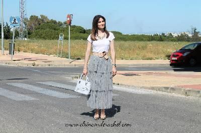 Layered Tulle Skirt Outfit - El Rincón de Rachel