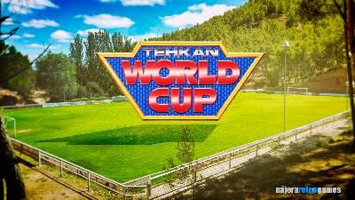 Tehkan World Cup, review en clave de humor de este juego de fútbol, clásico de las recreativas.