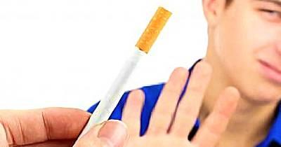 Fumar no es normal
