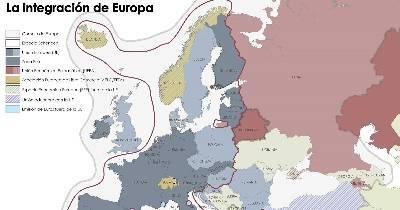 El blog de César MB: ¿Cómo se ha ido integrando Europa?