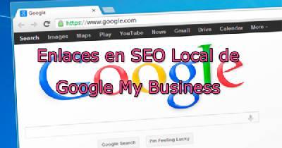 Enlaces Para El Seo Local De Google Mybusiness