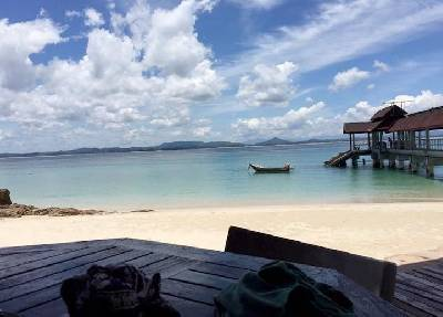 ¿Vas a Malasia? ¡Este artículo te interesa! -----> Pulau Kapas, un paraíso para mochileros