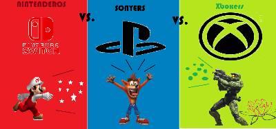 Nintenderos VS. Sonyers VS. Xboxers – El rincón de Umi