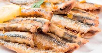 Mis Recetas de cocina y trucos: Anchoas o Bokarta fritas
