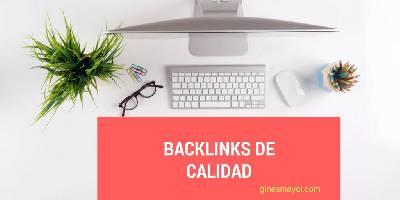 Backlinks de calidad para alcanzar la Página #1 de Google + [ Plan ]