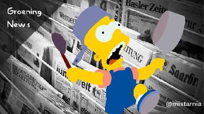 Disenchantment será la nueva serie de Matt Groening, creador de Futurama y The Simpsons – Mistarnia