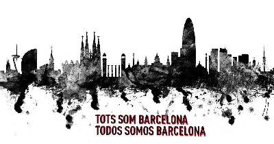 No al terrorismo - Tots som Barna, Tots som Cambrils