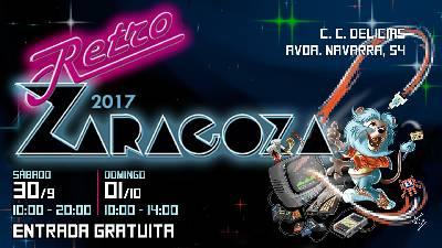 Retrozaragoza 2017, imperdible evento de retroinformática y videojuegos ochenter