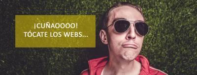 Querido cuñado, aléjate de mi web - José Luis Ghiloni