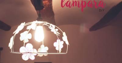DIY: renovando la lámpara