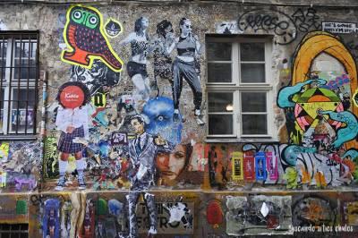 Descubriendo el arte urbano de Berlín - Buscando sitios chulos