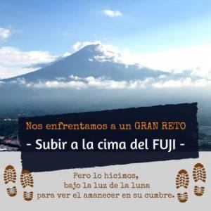 Desde la cima del Monte Fuji -富士山- El Blog de Ángela