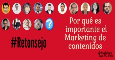 Por qué es importante el marketing de contenidos. Factores clave