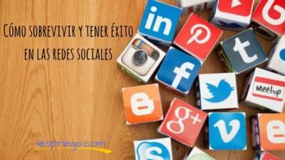 Cómo sobrevivir y tener éxito en las redes sociales - Leo Priego