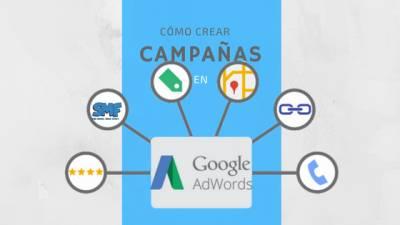 Cómo crear campañas en Google Adwords