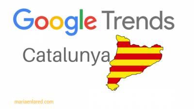 Catalunya interesa: #GoogleTrends habla ⋆ Maria en la red